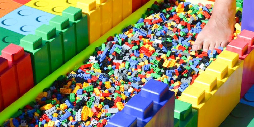 Lego Walk Live