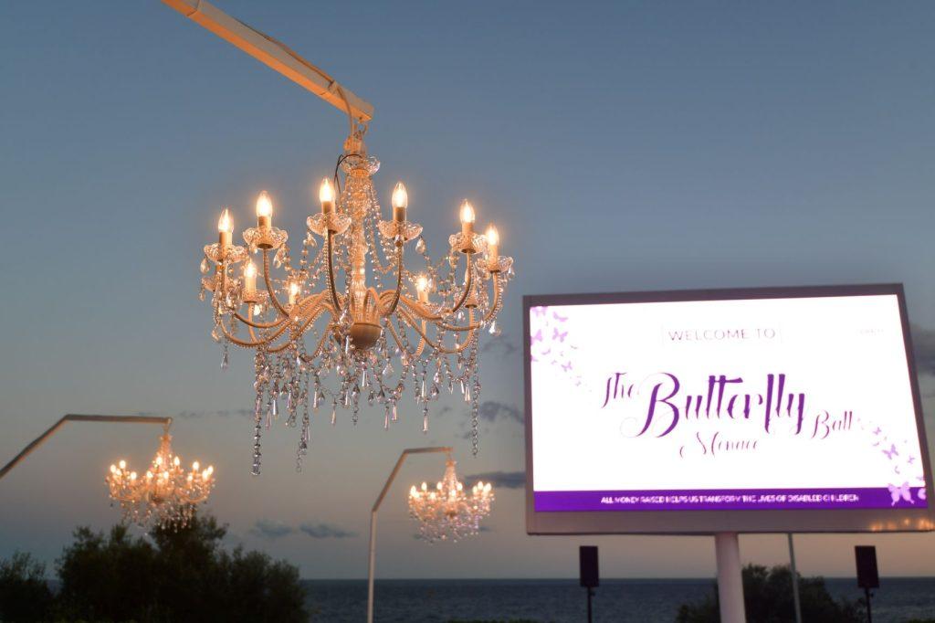 Butterfly Ball Monaco