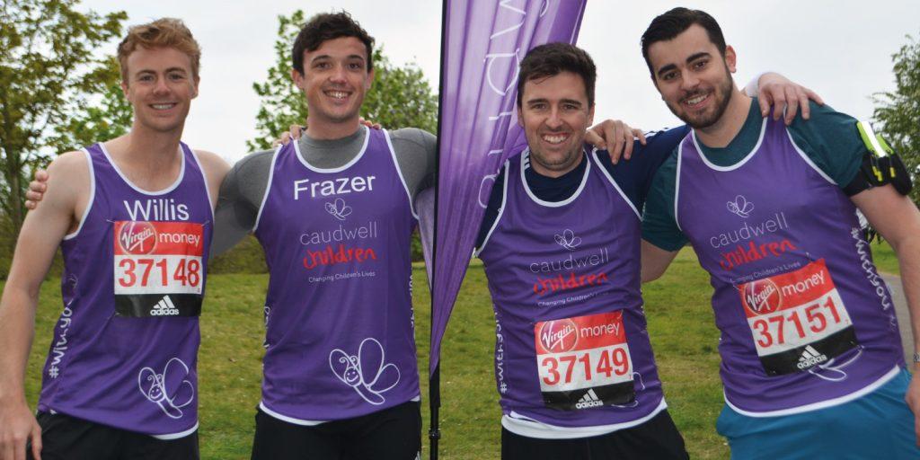 london marathon charity places