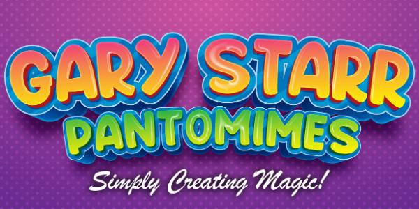 Gary Starr Pantomimes Logo