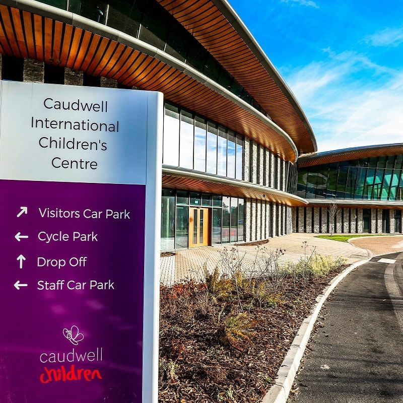 Caudwell International Children's Centre offers fully-funded autism assessments