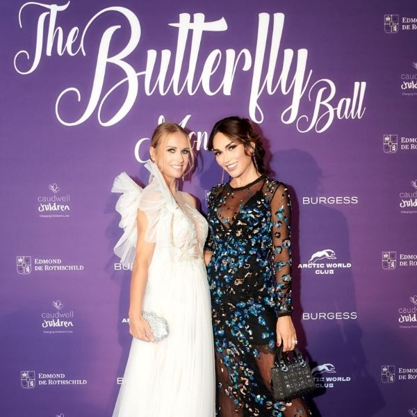Butterfly Ball Monaco Guests