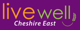 Live Well Cheshire East Logo