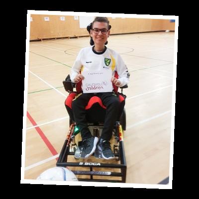 Edward Wheelchair Basketball